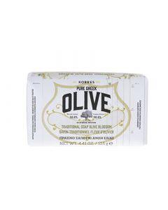 Korres Pure Greek Olive Blossom Soap 125gr
