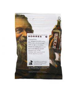 Korres Καραμέλες με Αρωματικά Βότανα, Μέλι & Γλυκαντικό Στέβια 16 Τεμάχια