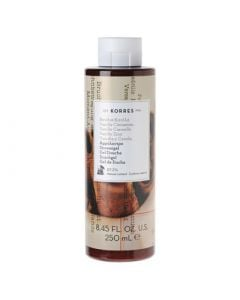 Korres Shower Gel Vanilla Cinnamon 250ml