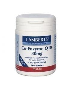 BestPharmacy.gr - Photo of Lamberts Co-Enzyme Q10 30mg 60 Caps