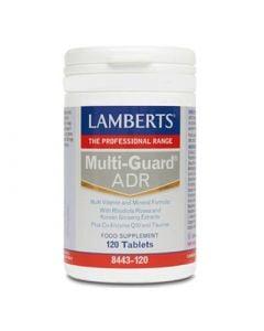 Lamberts Multi Guard ADR 120 Tabs Multivitamin for Fatigue