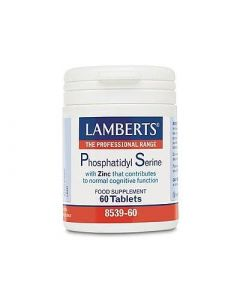 Lamberts Phosphatidyl Serine Complex 60 Tabs