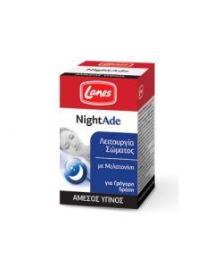 Lanes NightAde 90 Tabs για Καλύτερο Ύπνο