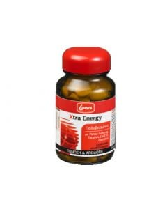 Lanes Xtra Energy 30 Tabs Πολυβιταμίνη για Ενέργεια