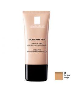 La Roche Posay Toleriane Teint Creme D'Eau Hydratante 30ml Make up 04 Golden Beige για Κανονικά και Ξηρά Δέρματα