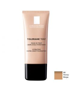 La Roche Posay Toleriane Teint Creme D'Eau Hydratante 30ml Make up 05 Honey Beige για Κανονικά και Ξηρά Δέρματα
