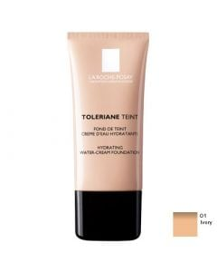 La Roche Posay Toleriane Teint Creme D'Eau Hydratante 30ml Make up 01 Ivory για Κανονικά και Ξηρά Δέρματα