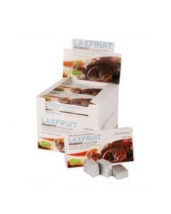 Laxfruit Probiotic 20 Tabs Μασώμενοι Κύβοι για τη Δυσκοιλιότητα