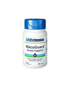Life Extension MacuGuard Ocular Support 60 Softgels