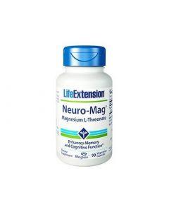 Life Extension Neuro-Mag Magnesium L-Threonate 90 Caps