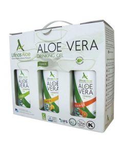 Litinas Aloe Vera Drinking Gel 3 Pack