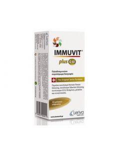 Immuvit Q10 Plus 30 Softgels