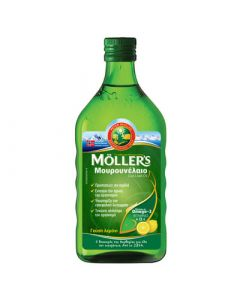 Nature's Plus Moller's Lemon 250ml