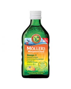 Nature's Plus Moller's Tutti Frutti 250ml