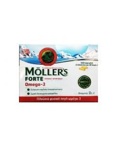 Nature's Plus Moller's Forte Omega-3 150 Caps