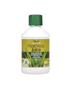 Optima Aloe Vera Juice Maximum Strength 500ml
