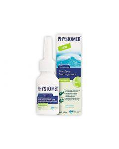 Physiomer Hypertonic Nasal Spray Eucalyptus Αποσυμφορητικό Ρινικό Διάλυμα Παιδιά 6+ και Ενήλικες 20ml