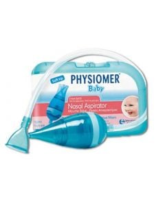 Physiomer Baby Nasal Aspirator Ρινικός Αποφρακτήρας 1 Τεμάχιο