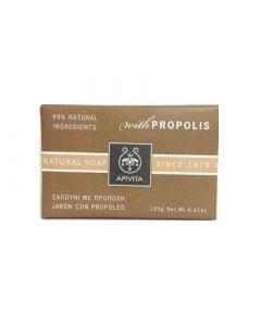 Apivita Natural Soap Propolis 125gr Σαπούνι με Πρόπολη