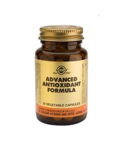 Solgar Advanced Antioxidant Formula 30 Caps Αντιοξειδωτικό