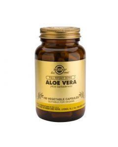 Solgar Aloe Vera 100 Veg. Caps