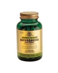 Solgar Ashwagandha Root Extract 60 Veg. Caps