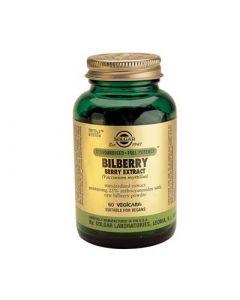Solgar Bilberry Berry Extract 60 Veg. Caps