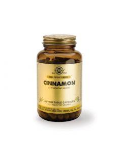 Solgar Cinnamon 100 Veg. Caps