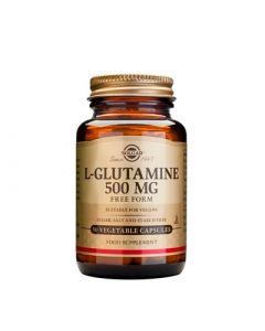 Solgar L-Glutamine 500mg 50 Caps