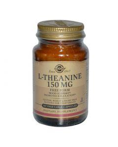 Solgar L-Theanine 150mg 60 Caps