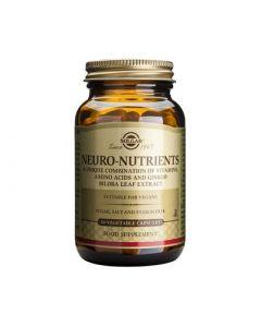 Solgar Neuro Nutrients 60 Caps
