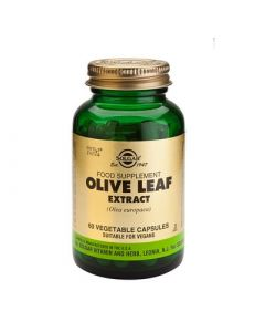 Solgar Olive Leaf Extract 60 Veg. Caps