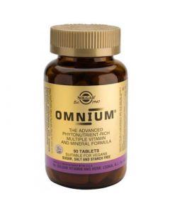Solgar Omnium 90 Tabs Multivitamin