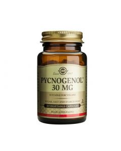 Solgar Pycnogenol 30mg 30 Veg. Caps Αντιοξειδωτικό