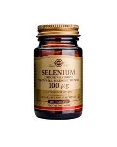 Solgar Selenium 100μg 100 Tabs Σελήνιο