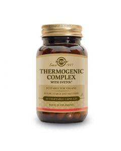 Solgar Thermogenic Complex 60 Caps Έλεγχος Βάρους
