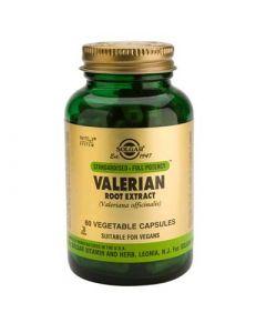 Solgar Valerian Root Extract 60 Caps