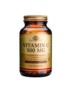 Solgar Vitamin C 500mg 100 Caps