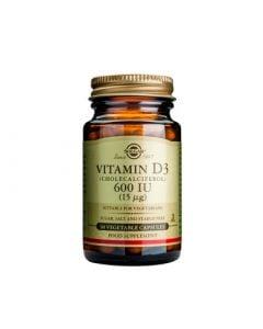 Solgar Vitamin D3 600IU 60 Veg. Caps
