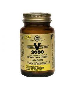 Solgar Formula VM 2000 30 Tabs