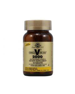 Solgar Formula VM 2000 60 Tabs