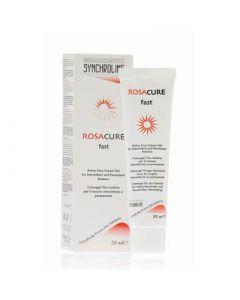 Synchroline Rosacure Fast Gel 30ml Gel Cream for Facial Redness