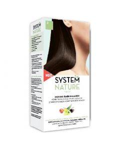 SantAngelica 3 Dark Brown System Nature Hair Dye New Composition