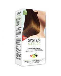 SantAngelica 7.83 Ligth Rosewood System Nature Hair Dye New Composition