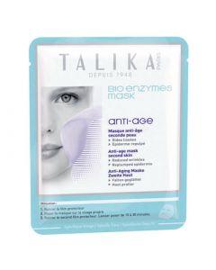 Talika Bio Enzymes Mask Anti-age Αντιγηραντική Μάσκα Προσώπου 1 τεμάχιο
