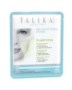 Talika Bio Enzymes Mask Purifying Μάσκα Καθαρισμού Προσώπου 1 τεμάχιο