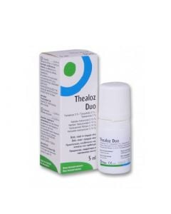Thealoz Duo 5ml Τεχνητά Δάκρυα για τη Ξηροφθαλμία