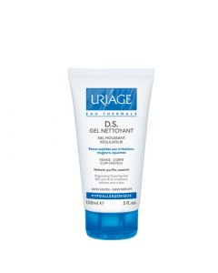 Uriage D.S. Gel Nettoyant 150ml Regulating Foaming Gel