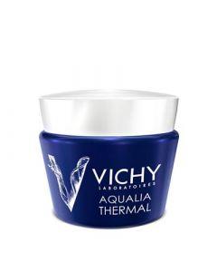 Vichy Aqualia Thermal Night Spa 75ml Ενυδατική Φροντίδα Νυκτός