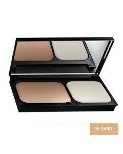 Vichy Dermablend Corrective Compact Cream Foundation 12hr 9.5gr Sand 35 Διορθωτική Κρέμα Κάλυψης